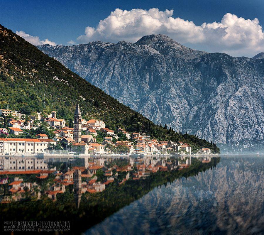 Montenegro, Perast.