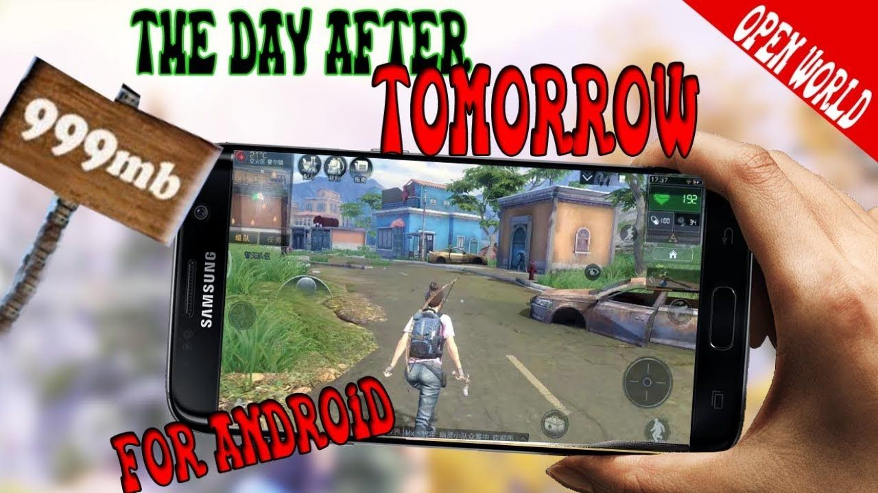 The Day After Tomorrow Android game download Open world