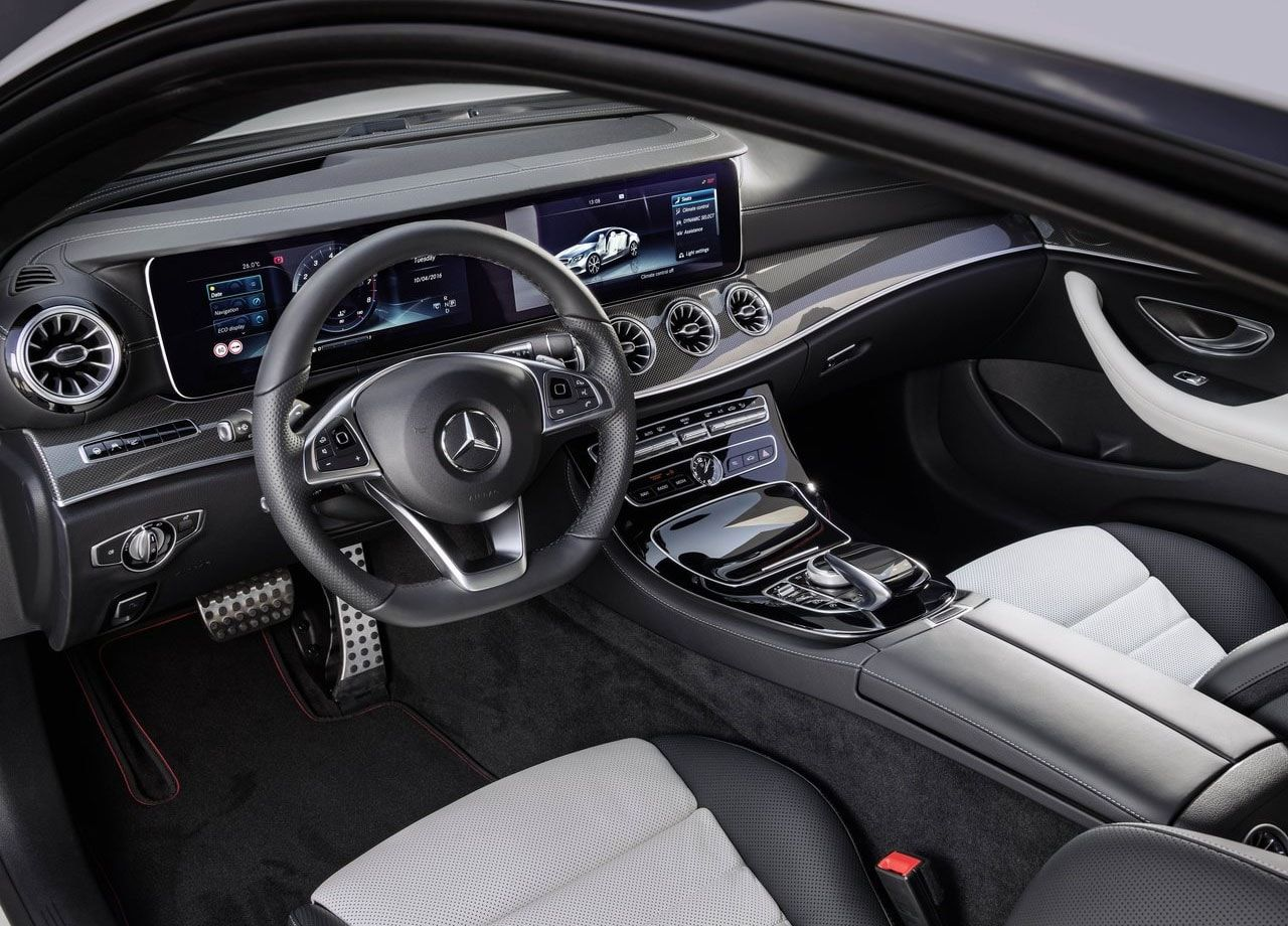 Novo Mercedes Benz E Class Coupe 2019 Classe E Coupe Preco