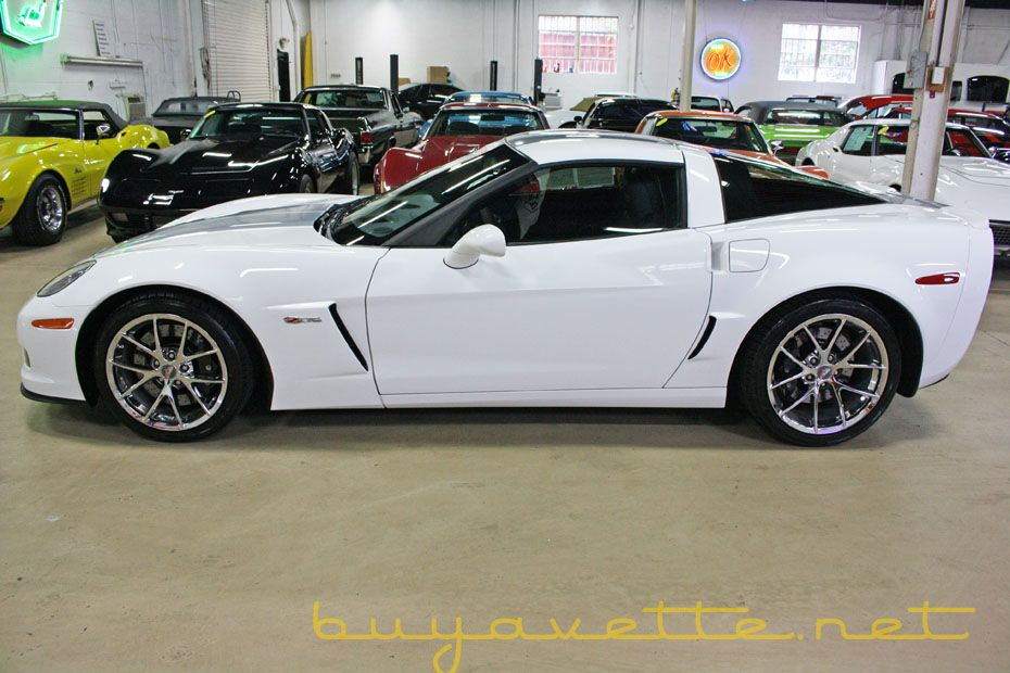2013 Corvette 60th Anniversary Z06 3LZ For Sale at