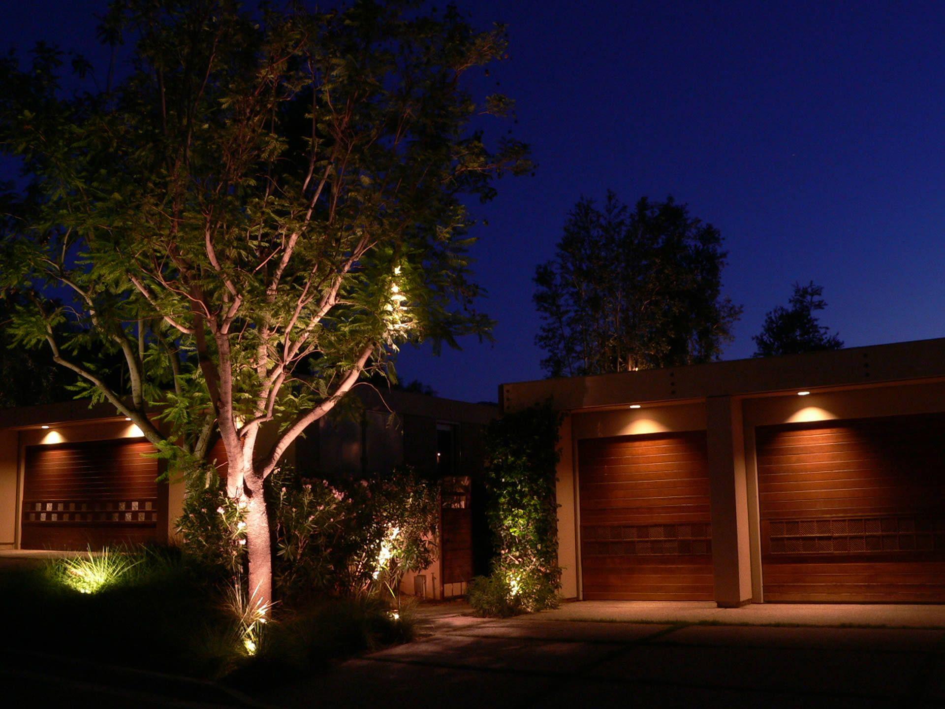 Indian Wells Palm Desert Palm Springs Landscape Lighting