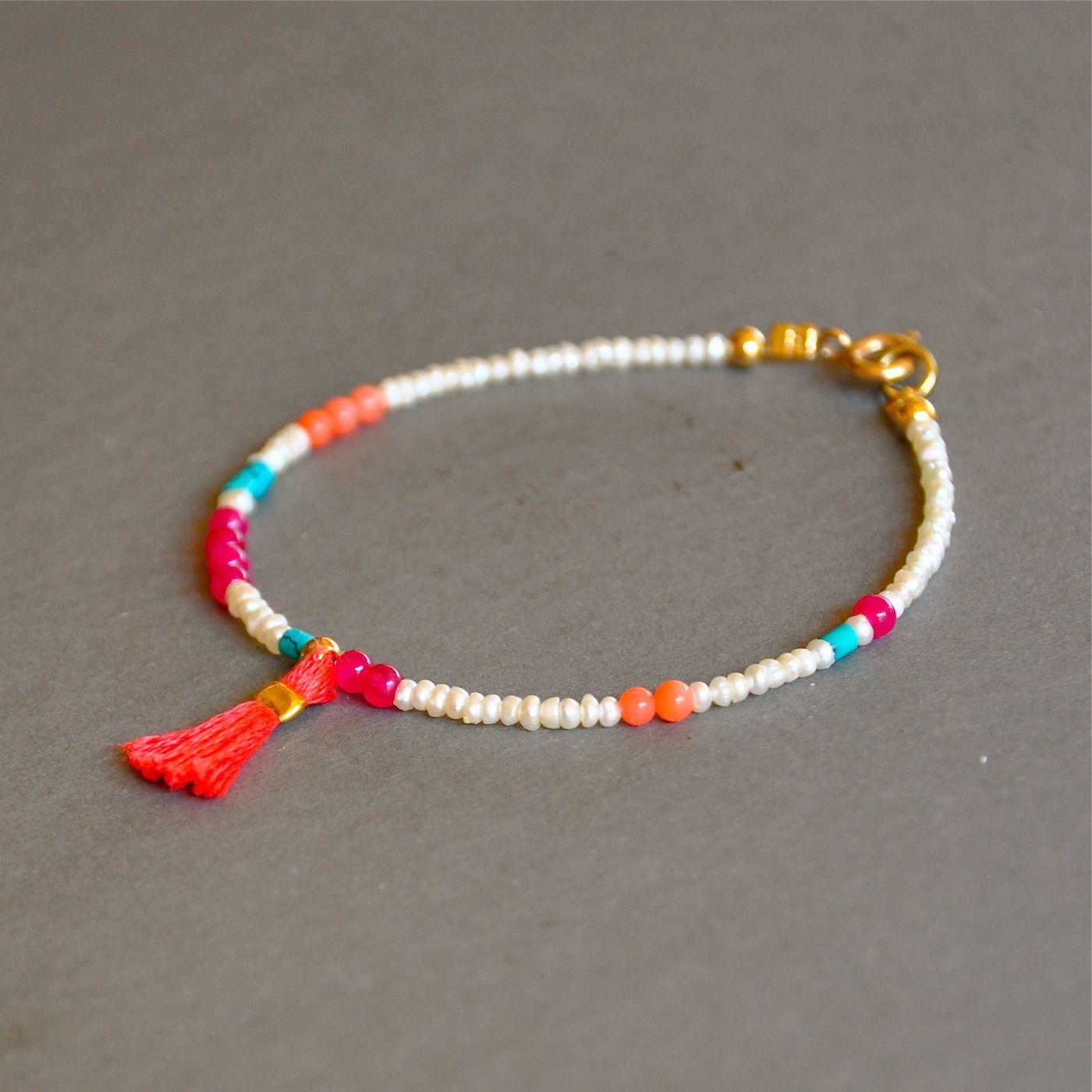 Bijoux fantaisie perle de culture