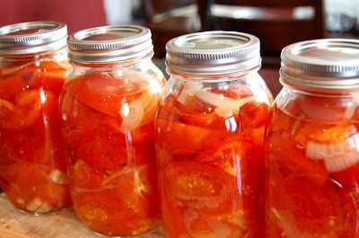 PromiseMe2....and A Lot About Food!: Canned Fire Roasted Vine Ripe Tomatoes and Canned Roma Tomatoes