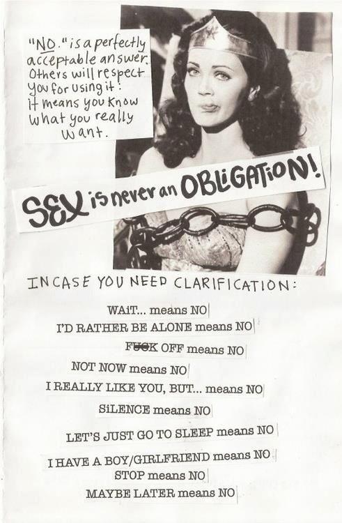 Advertising assault sex sleep