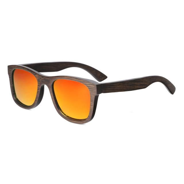 07b79b7849 BerWer 2018 fashion polarized sunglasses available Bamboo wooden sunglasses