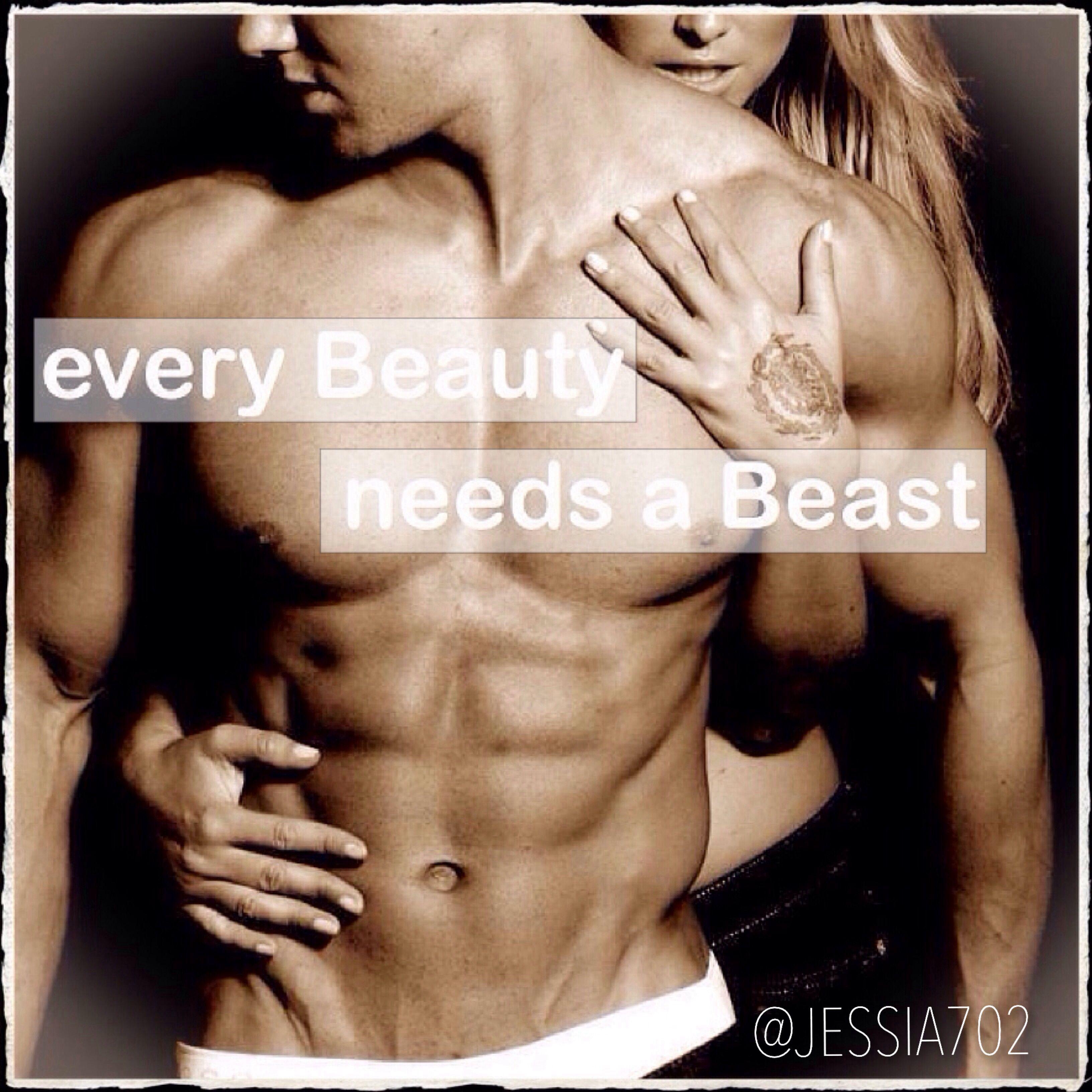 Every Beauty Needs Her Beast   Instafit Motivation ...