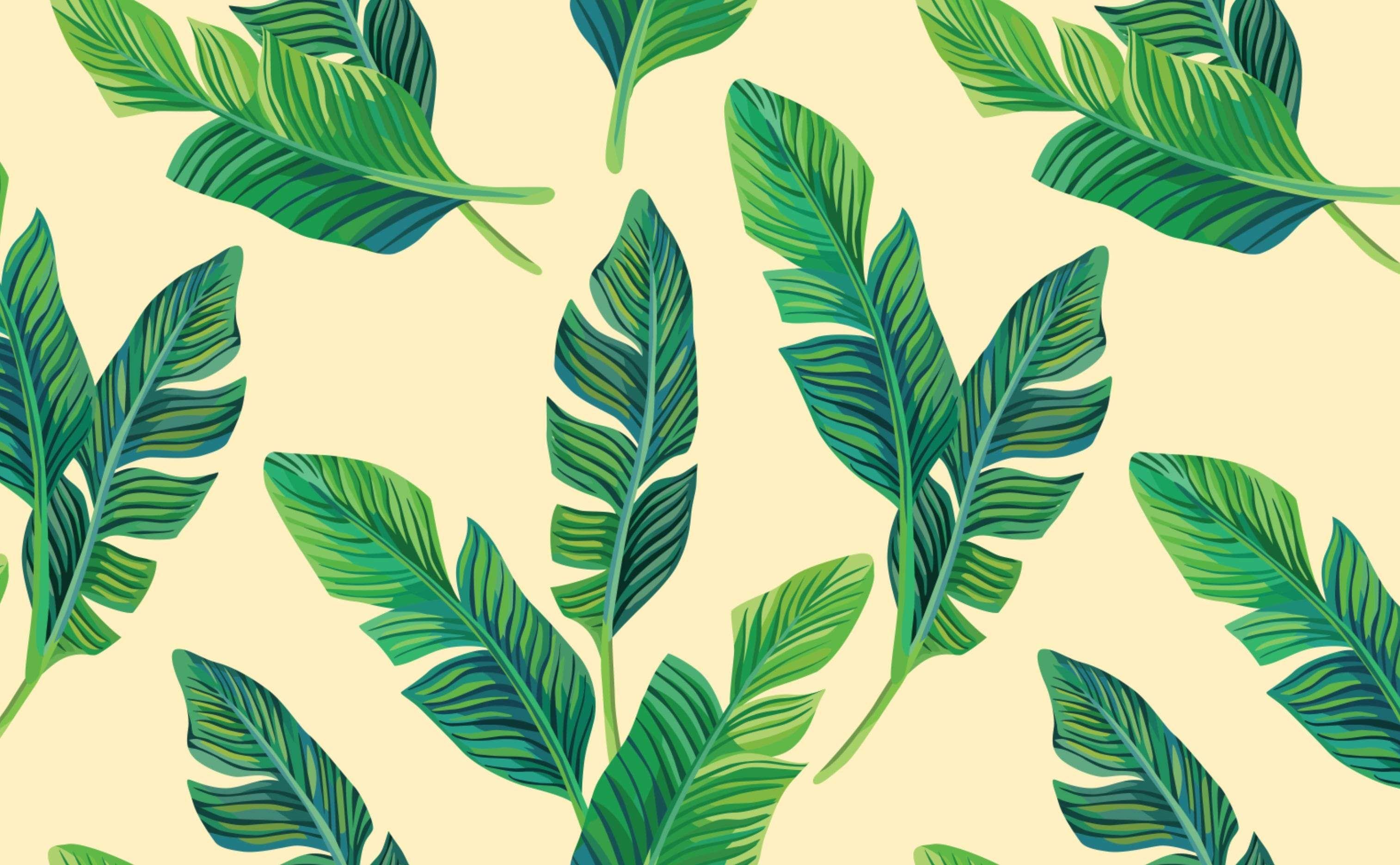 Falling Palms In 2021 Palm Leaf Wallpaper Leaf Wallpaper Palm Wallpaper