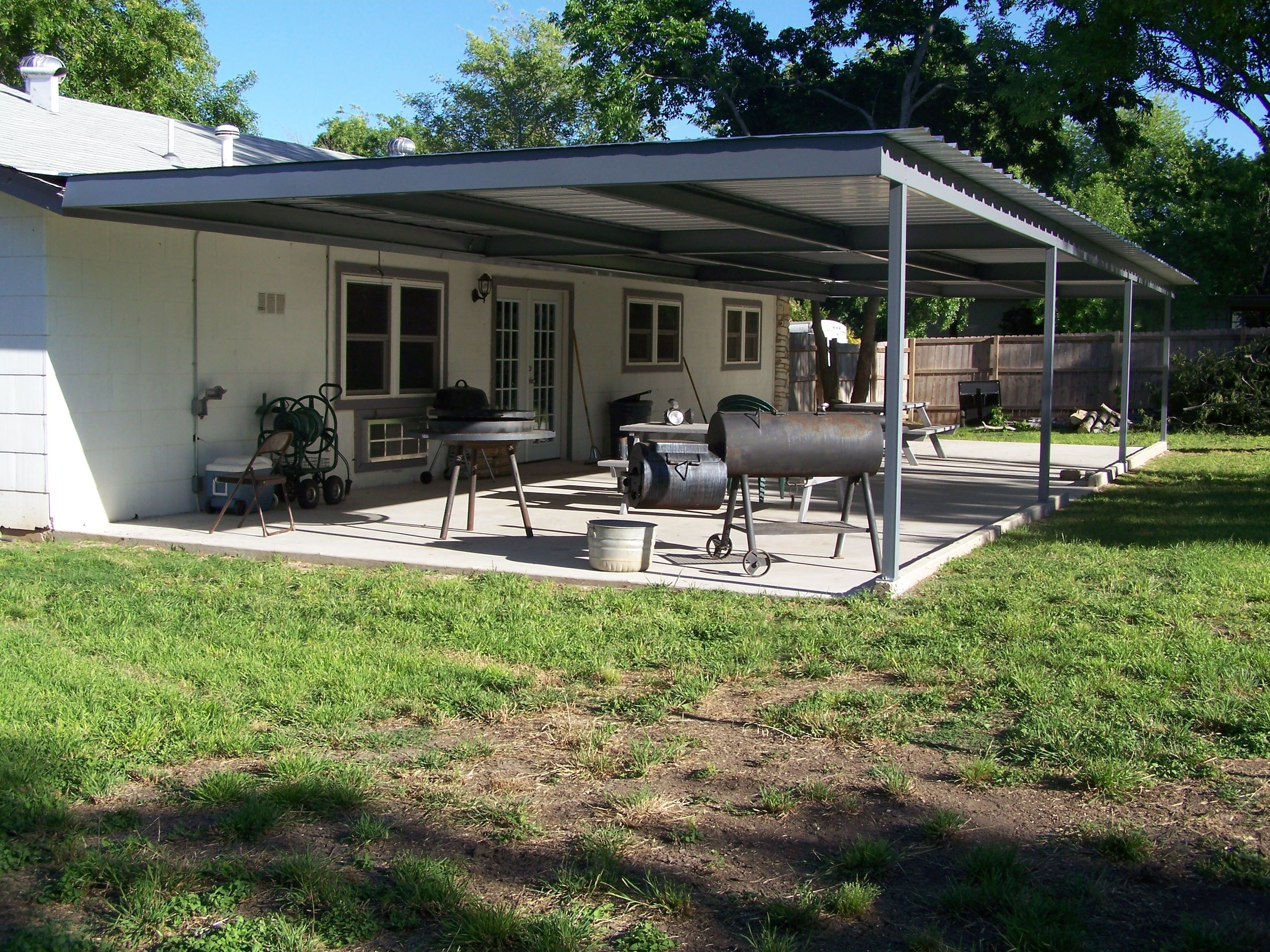 Metal Patio Covers Monster Custom Metal Awning Patio Cover