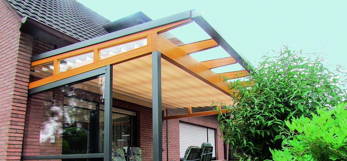 Glasdach Terasse terrassendächer lucas fenster und sonnensysteme gmbh baldachin