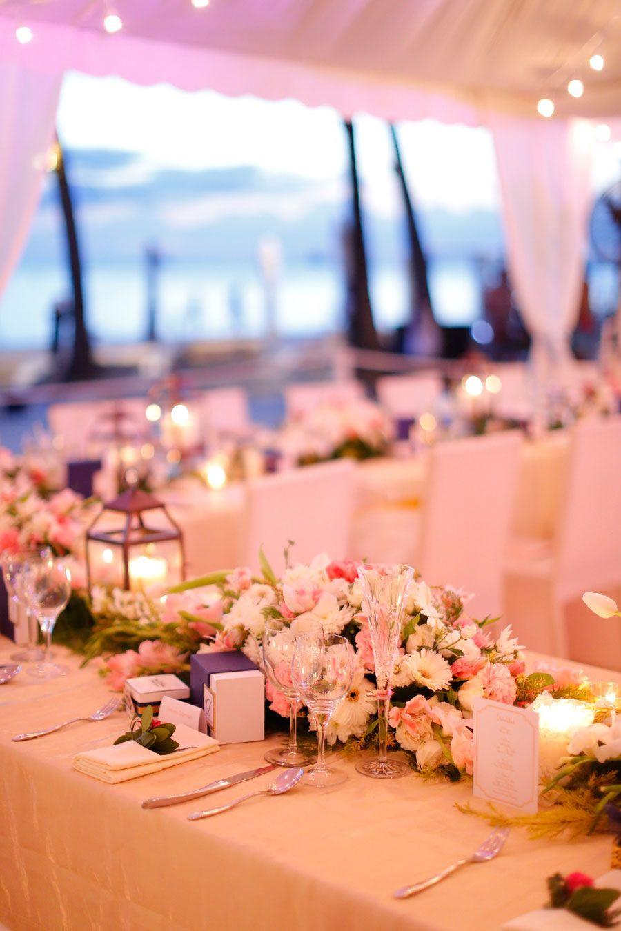 Tyson And Dees Romantic Beach Wedding At Discovery Shores Boracay