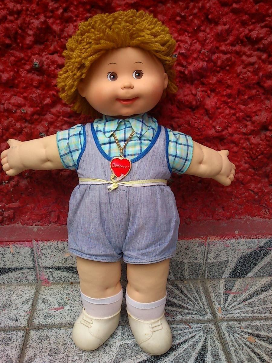 Boneca Boneco Antigo Quem Me Quer Estrela  Boneca Boneco Antigo Quem Me Quer Estrela R$ 280 00