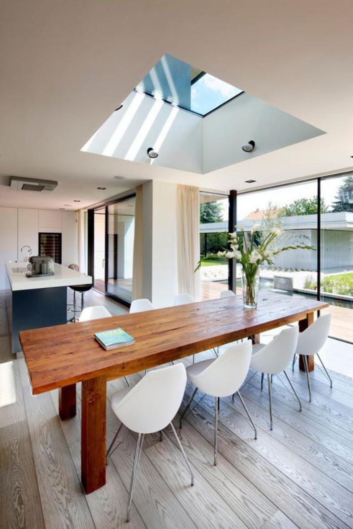 utiliser le puits de lumi re pour transformer son int rieur d co. Black Bedroom Furniture Sets. Home Design Ideas
