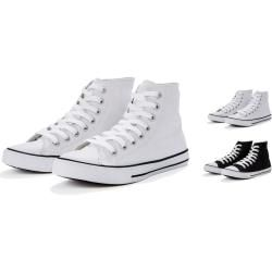 Photo of High Top Printable Canvas Shoe/Unisex