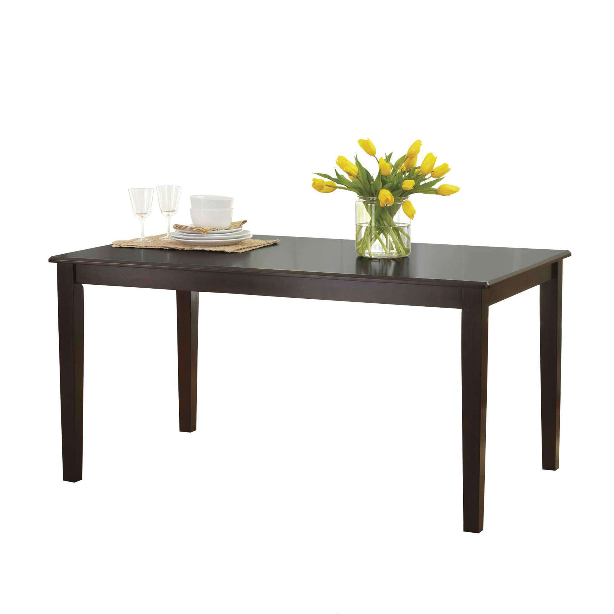 9e0694826817241c695e45651ffd3b0b - Better Homes And Gardens Bankston Dining Table Multiple Finishes