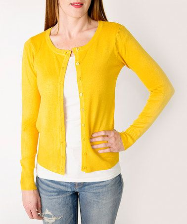 Cents of Style Mustard Sharee Cardigan - Plus Too | Cardigans ...
