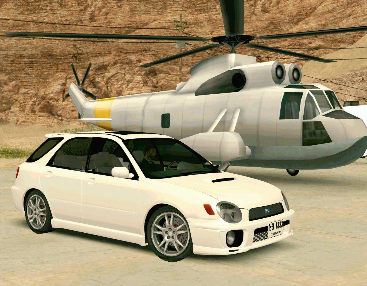 Subaru impreza wrx wagon the car i would like