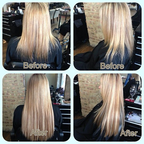 Extensions By Kristin @ Salon O Sixty-Five