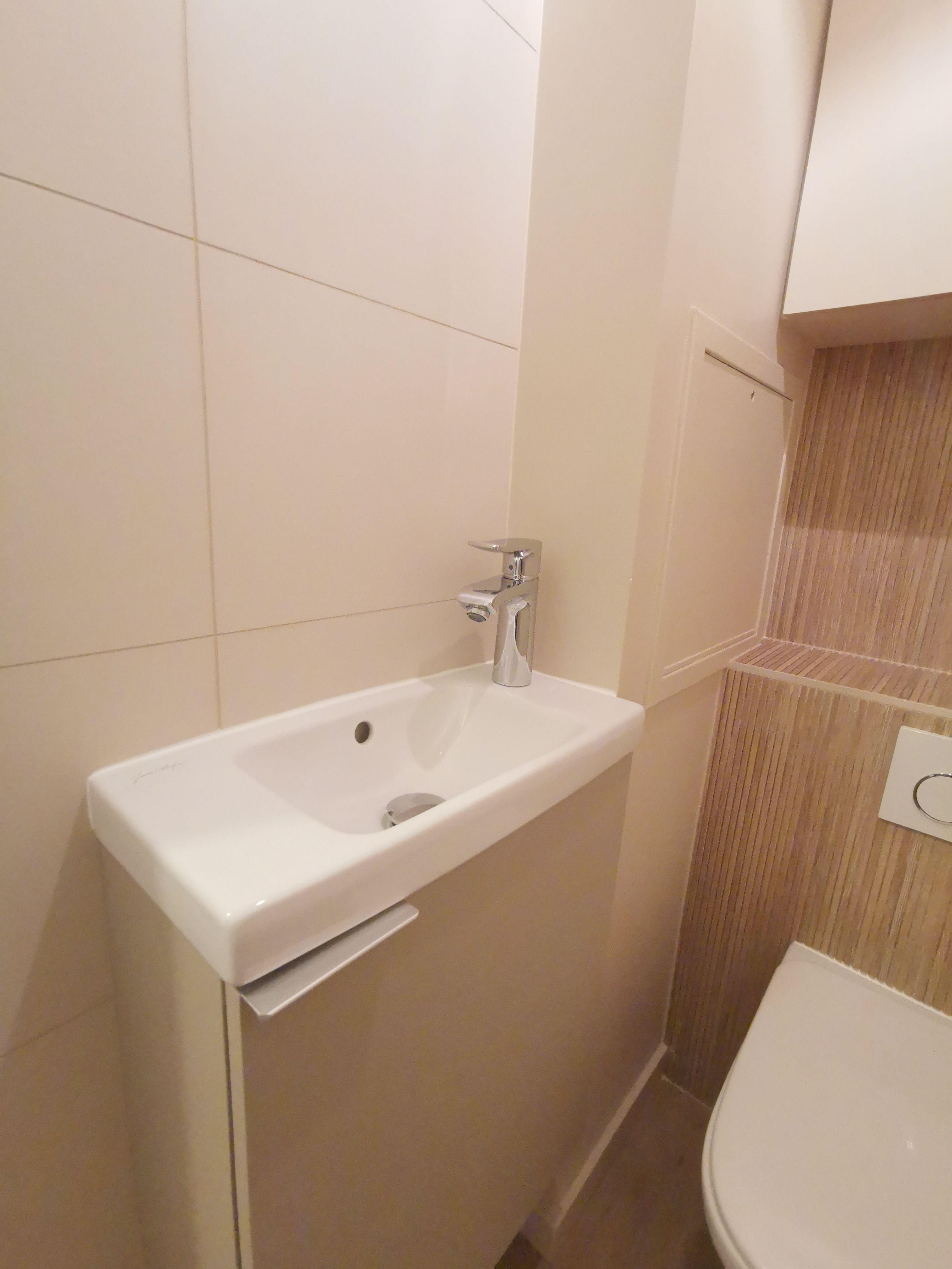 Epingle Par Nuance D Interieur Sur Wc Decoration Interieure Meuble Vasque Lave Main Wc