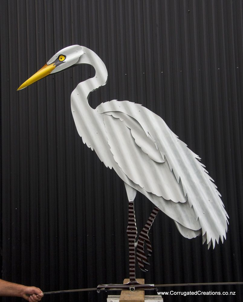 Corrugated creations birds gallery corrugated