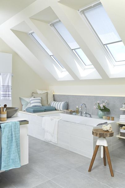 Wohnidee Zeitschrift » WOHNIDEE-Haus im Musterhauspark Pinterest - sternenhimmel für badezimmer