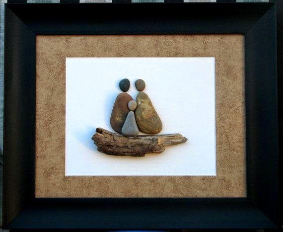 50 resultado de imagen de pebble art family solutioingenieria Image collections