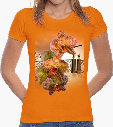 T-shirt ORCHIDEA