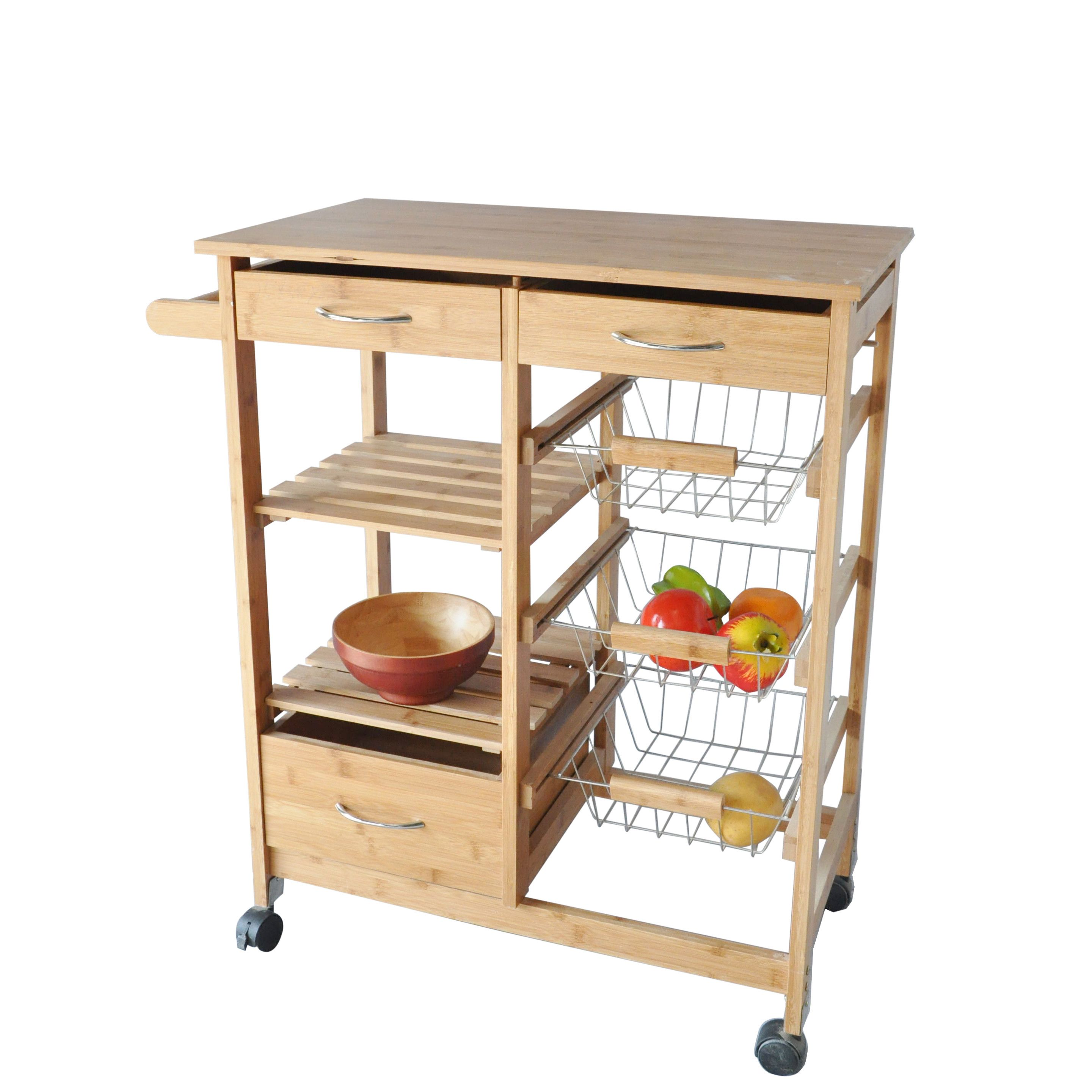 Add Much Needed Storage And Prep Space To Your Kitchen With This Versatile  Cart, Perfect For Crafting Charcuterie Boards And Stowing Serveware.