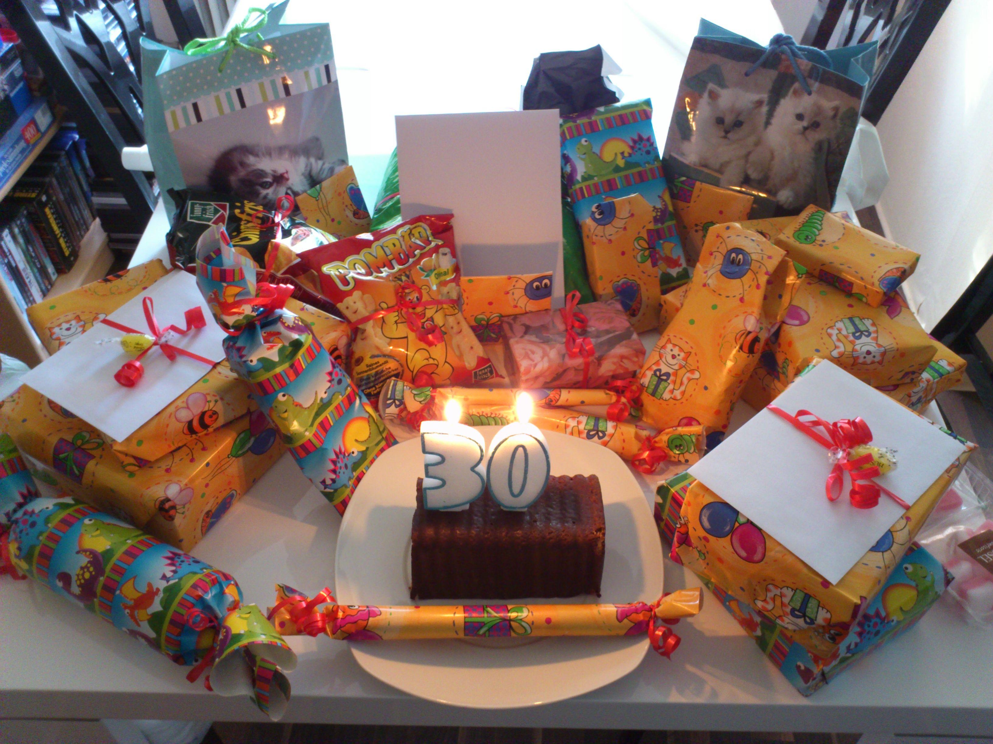 30 Geschenke Zum 30 Geburtstag Geschenke Zum 30 Geschenke