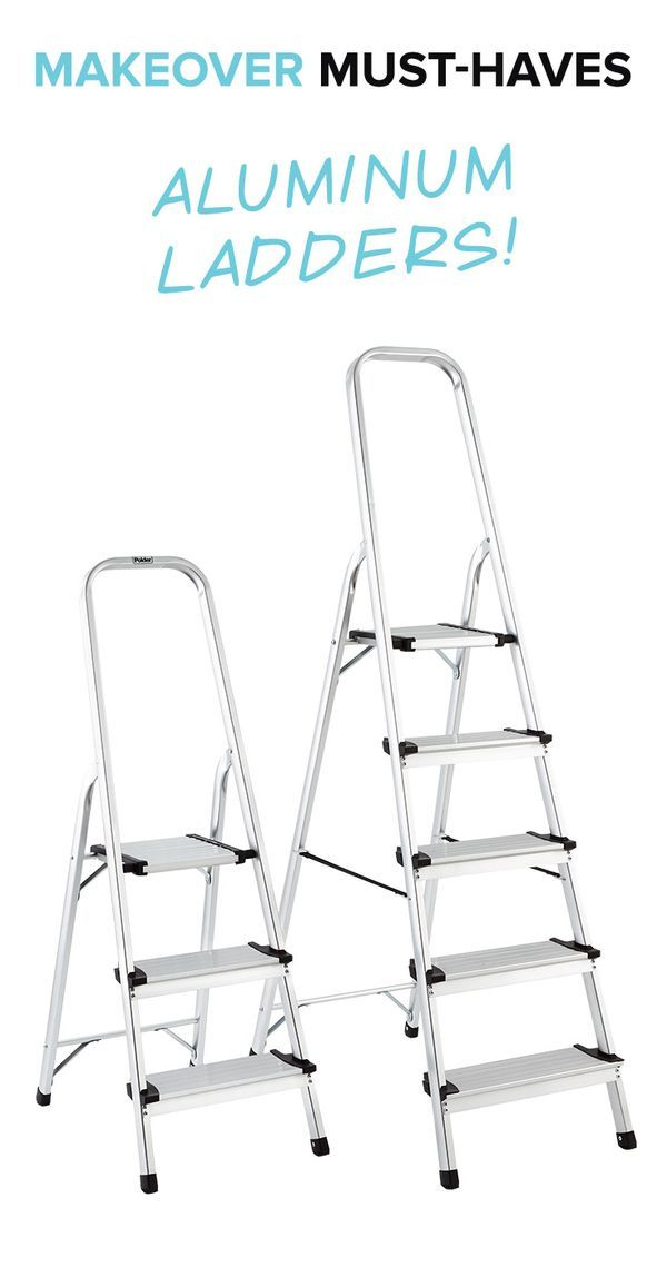 These Handy Ladders Fold Down And Fit Almost Anywhere