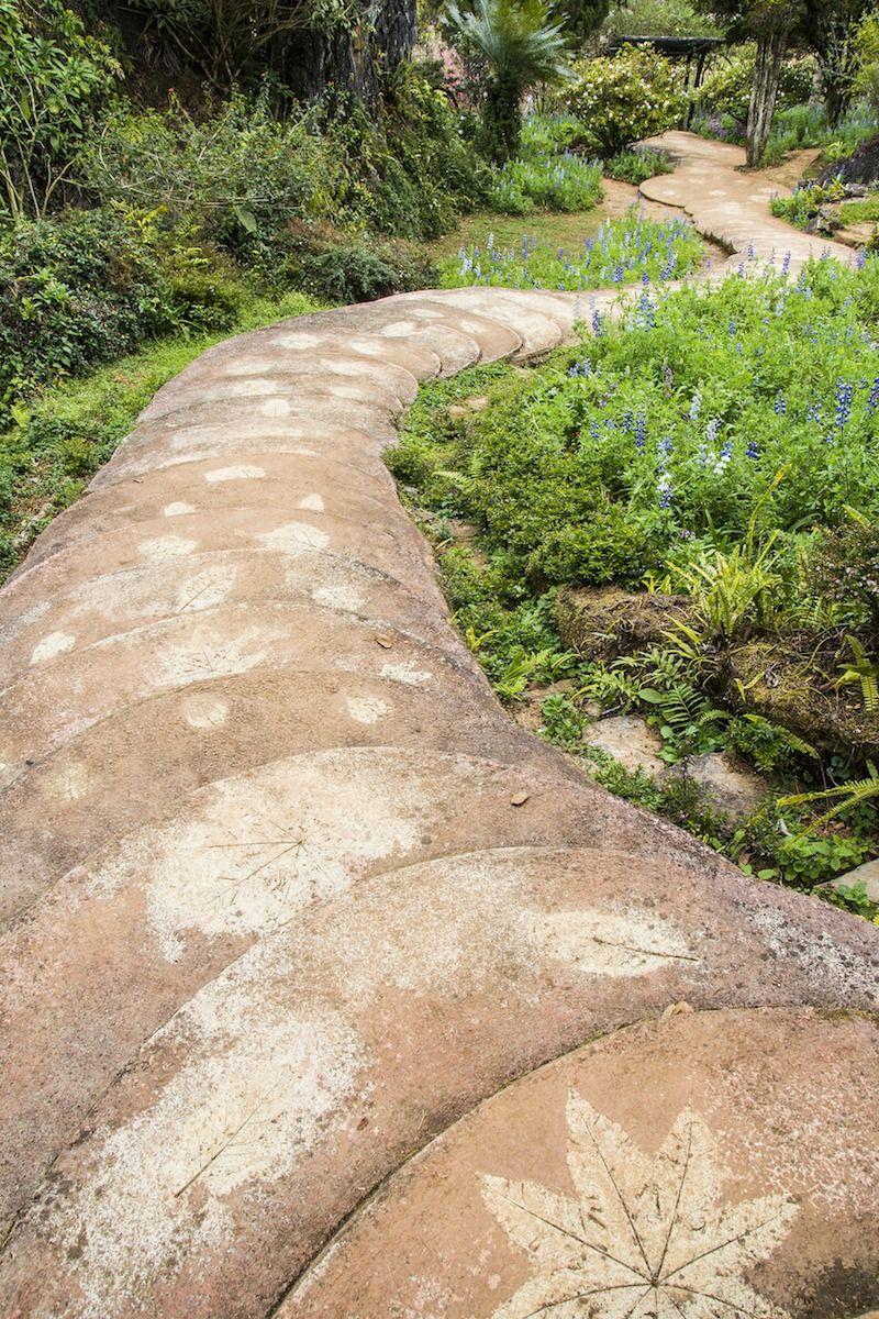 High Quality 35 Gorgeous Garden Pathways To Tiptoe On. Concrete PathGarden ...