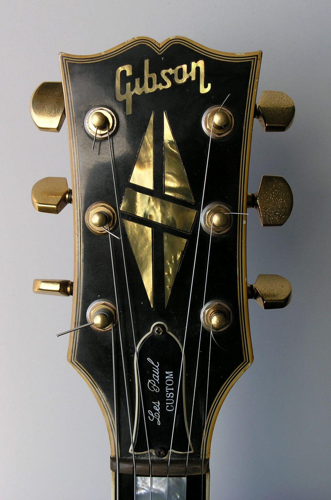 Gibson Les Paul dating serienummer