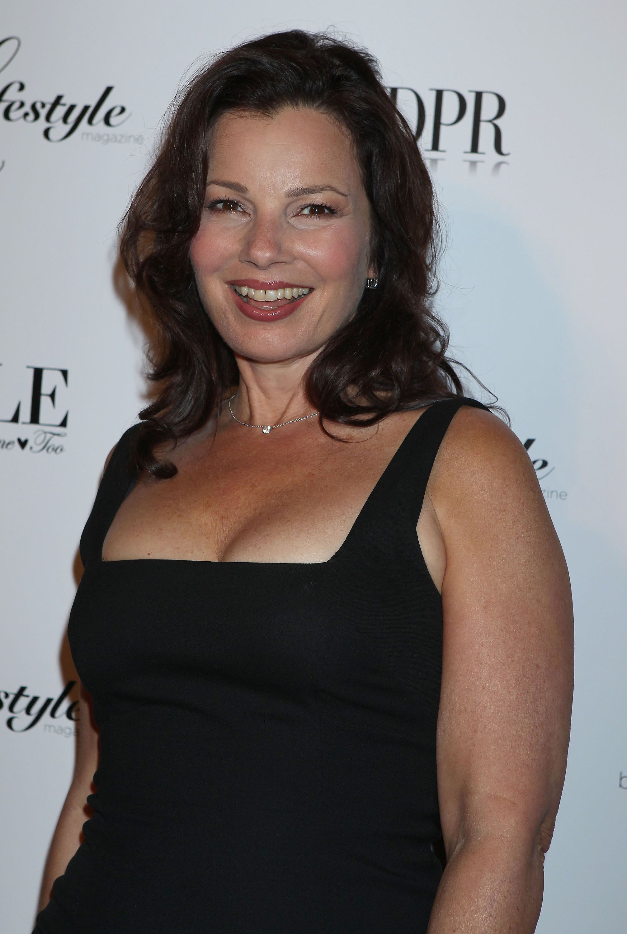 fran drescher laughing