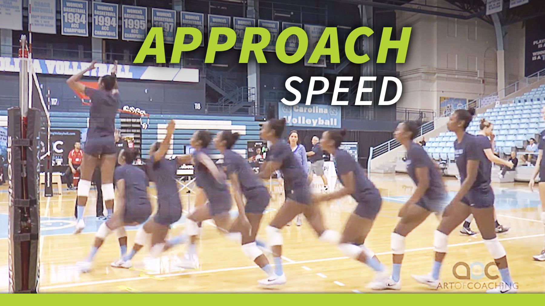 Attacking Approach Speed Coaching Volleyball Volleyball Volleyball Drills