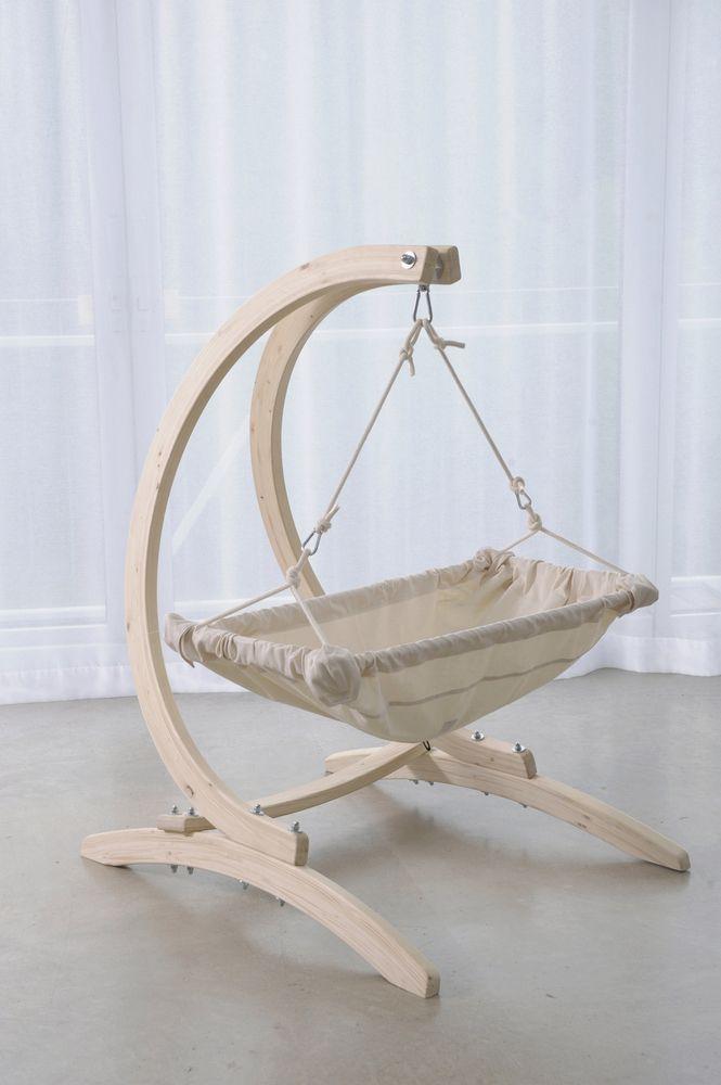 Pin By Baskoota3 On Madera Baby Hammock Baby Crib Hammock Baby Furniture