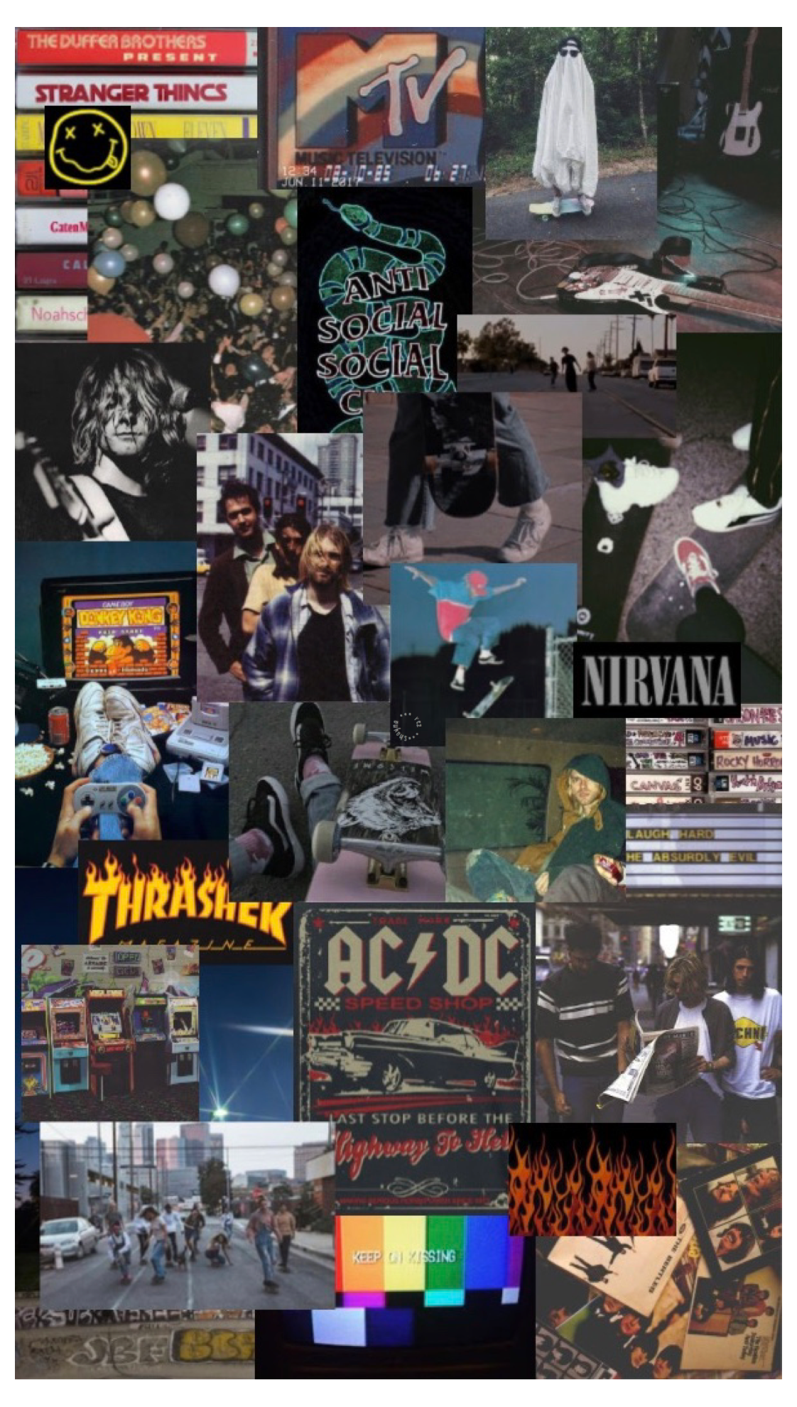90s aesthetic wallpaper iphone grunge