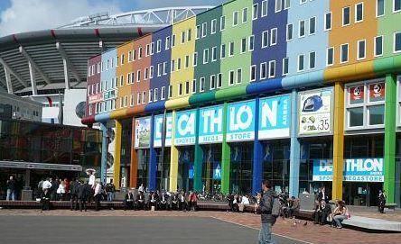 11511fc57 magasin Decathlon Decathlon ArenA ArenA Boulevard 101 1101 DM Amsterdam