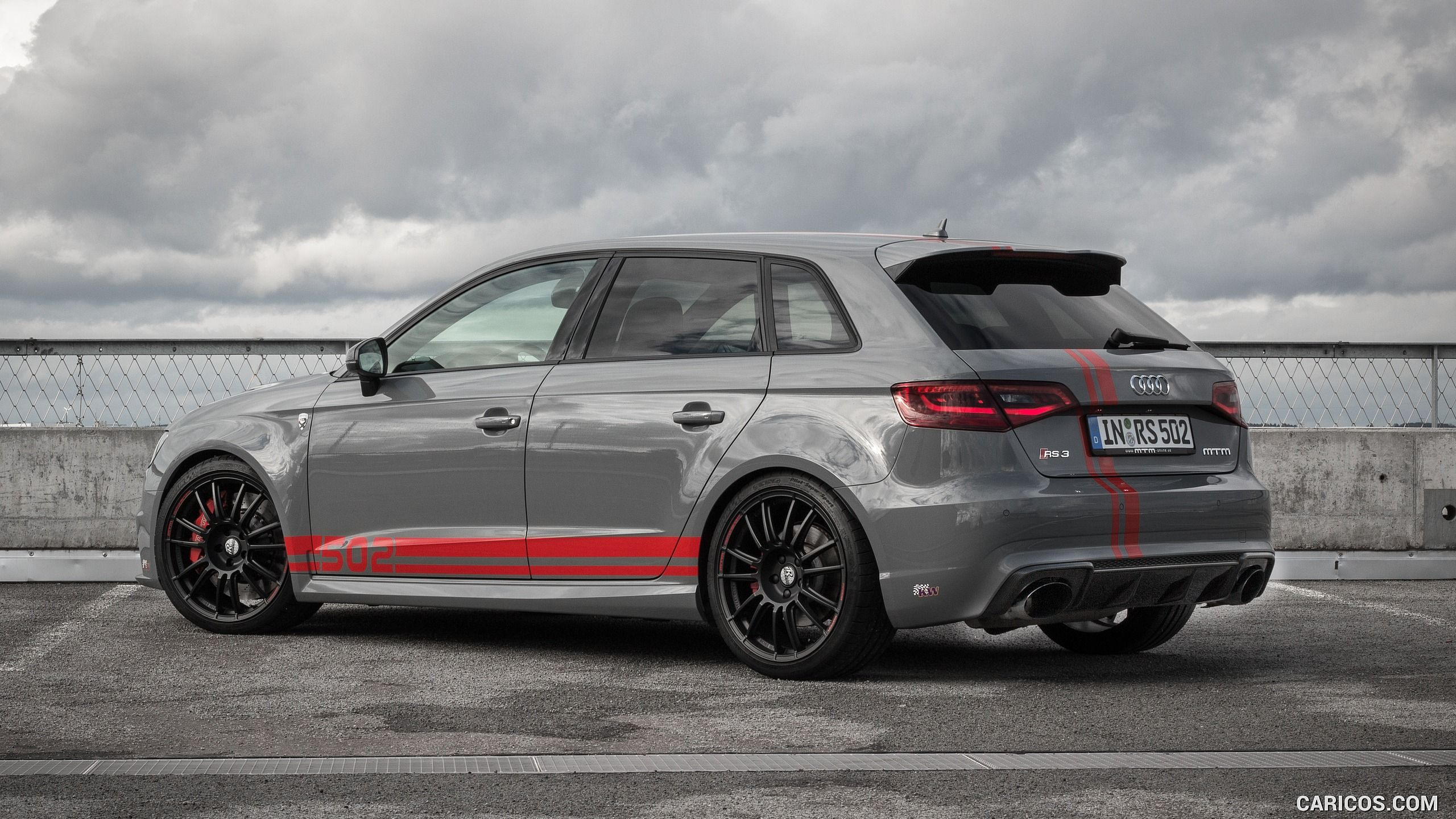 2016 Mtm Audi Rs3 R Sportback Wallpaper Things To Fill The Garage