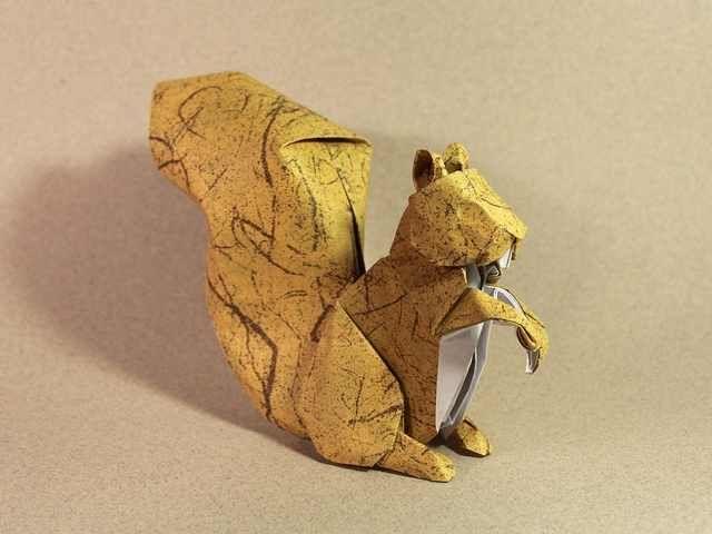 Origami. Hung Cuong Nguyen