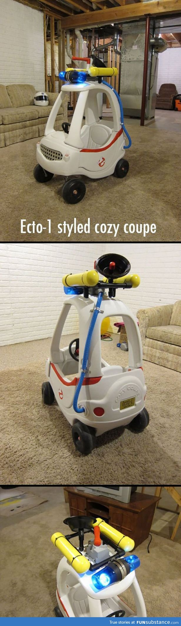 Ghostbusters toys car  Funny pics memes and trending stories  Funny pics Memes and Stuffing