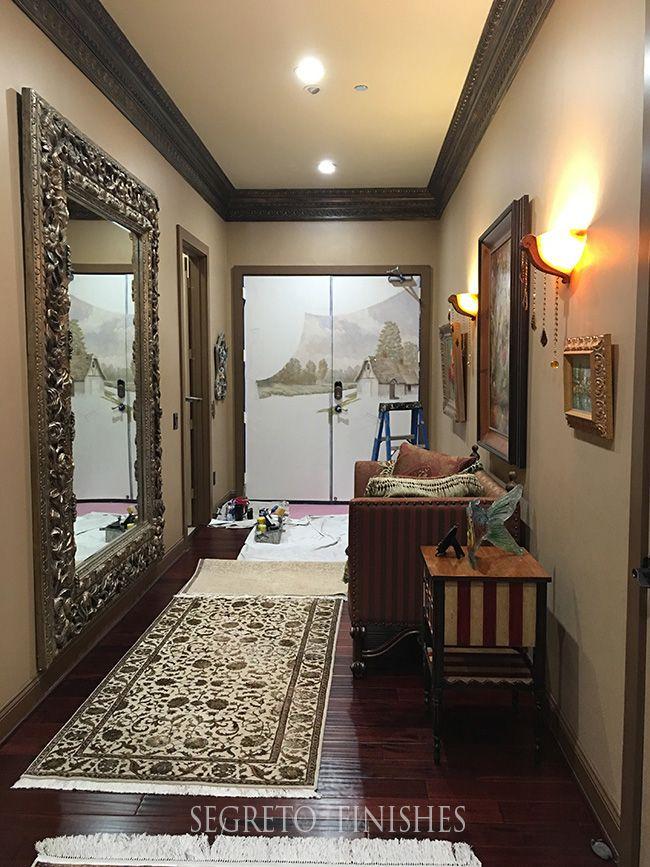 Segreto Secrets Home Tours All Day Long Entry Door