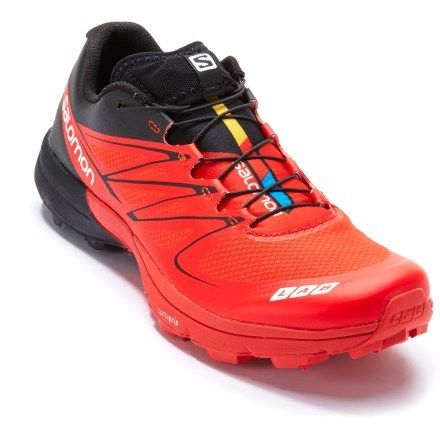 meilleures baskets 3cfb0 7a9b1 Salomon S-Lab Sense 3 Ultra SG Trail-Running Shoes - Men's ...