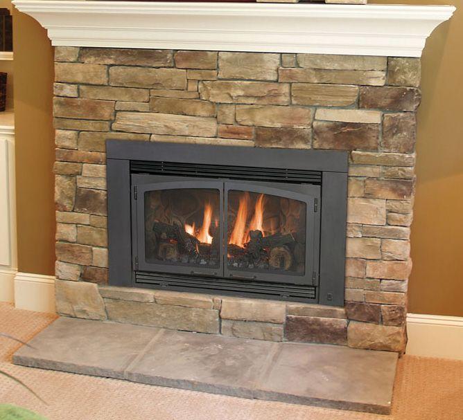 Gas An Wood Fireplace Installation Bobs Hurricane Hardware Gas