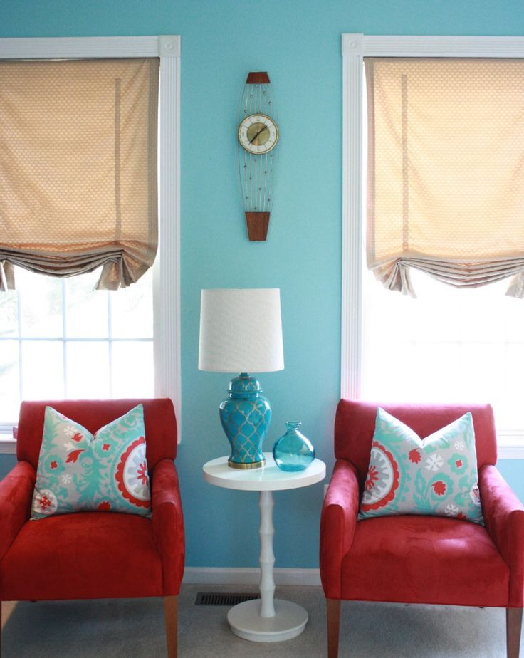 turquoise room decorations, turquoise room decorating ...