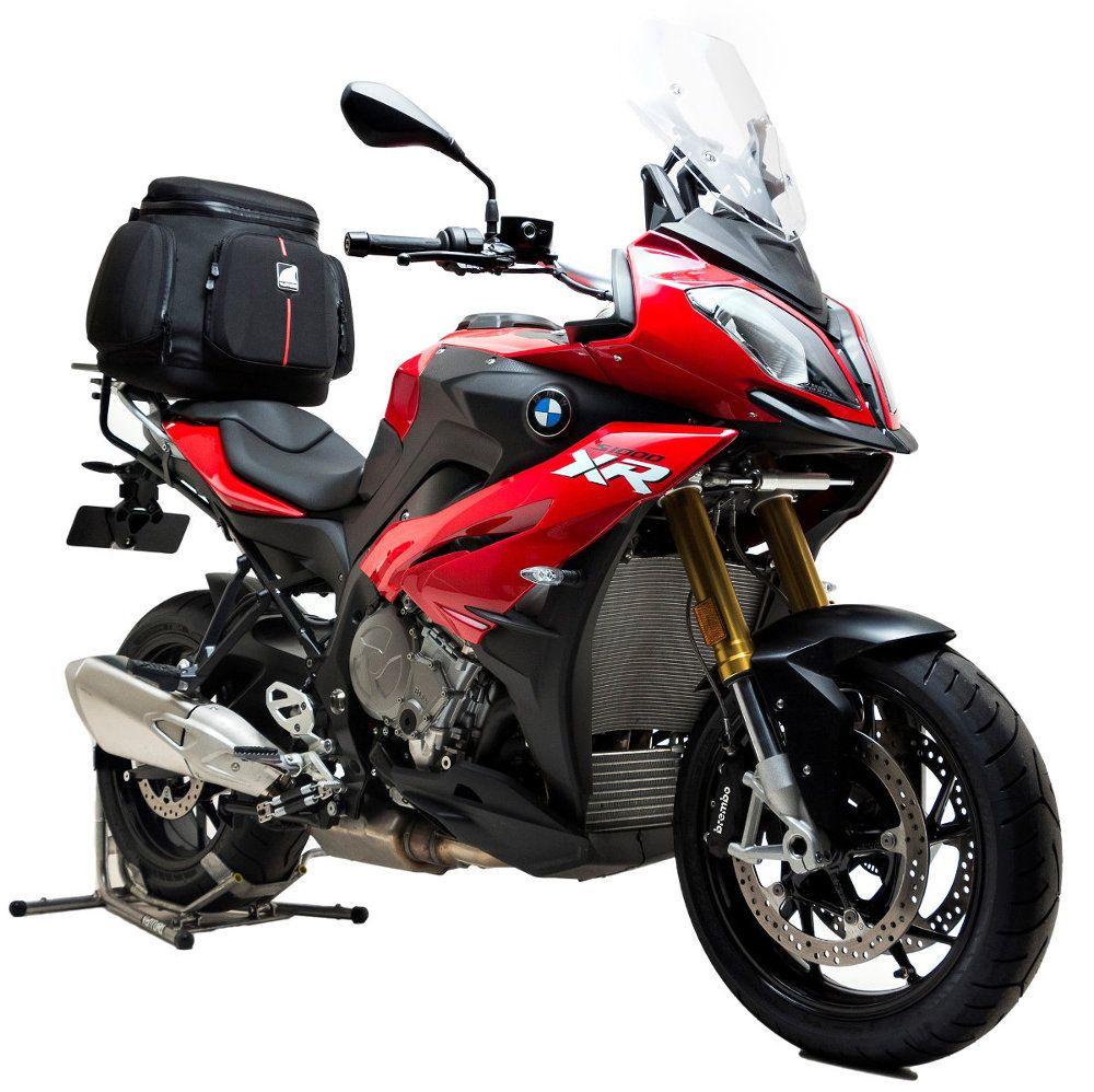 Bmw S1000 Xr Gets Ventura Bike Pack System Rescogs Motorcycle Bike Adventure Bike