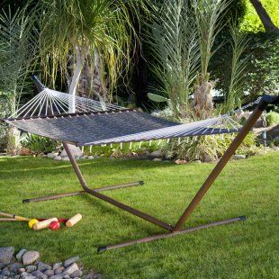 free standing hammock stand for spreader bar hammocks   hang your hammock securely and easily with the island bay 15 ft  free standing hammock stand for     island bay 13 ft  quick dry poolside hammock   swirlwind pattern      rh   pinterest