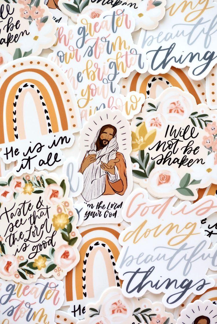 Wallpaper aesthetic cristão