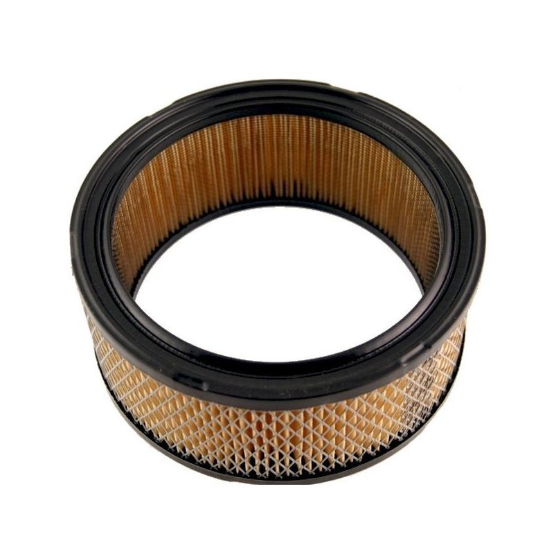 Filtre à air ARIENS, GRASSHOPPER, GRAVELY, JOHN DEERE, KOHLER , TORO Diamètre intérieur du filtre à air : 140 mm Diamètre extérieur du filtre à air : 175 mm Hauteur du filtre à air : 76 mm Remplace les références d'origine : ARIENS 21536400 GRASSHOPPER 100928 GRAVELY 21536400 JOHN DEERE GY20576 KOHLER 2408303, 2408303S TORO 2408303 S'adapte sur les modèles : CUB CADET 5252E (54AE52DC710, 54CE52DC710) - ENFORCER 48 (53AH3AGN050) - ENFORCER 54 (53AH3AGT050) - GT1554 (14AK13BK709, 14AK13BK710, 14AK