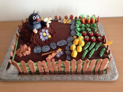 Eure Besten Stories Der Kleine Maulwurf Woman Redaktion Kuchen Tortendeko Kuchen Und Torten