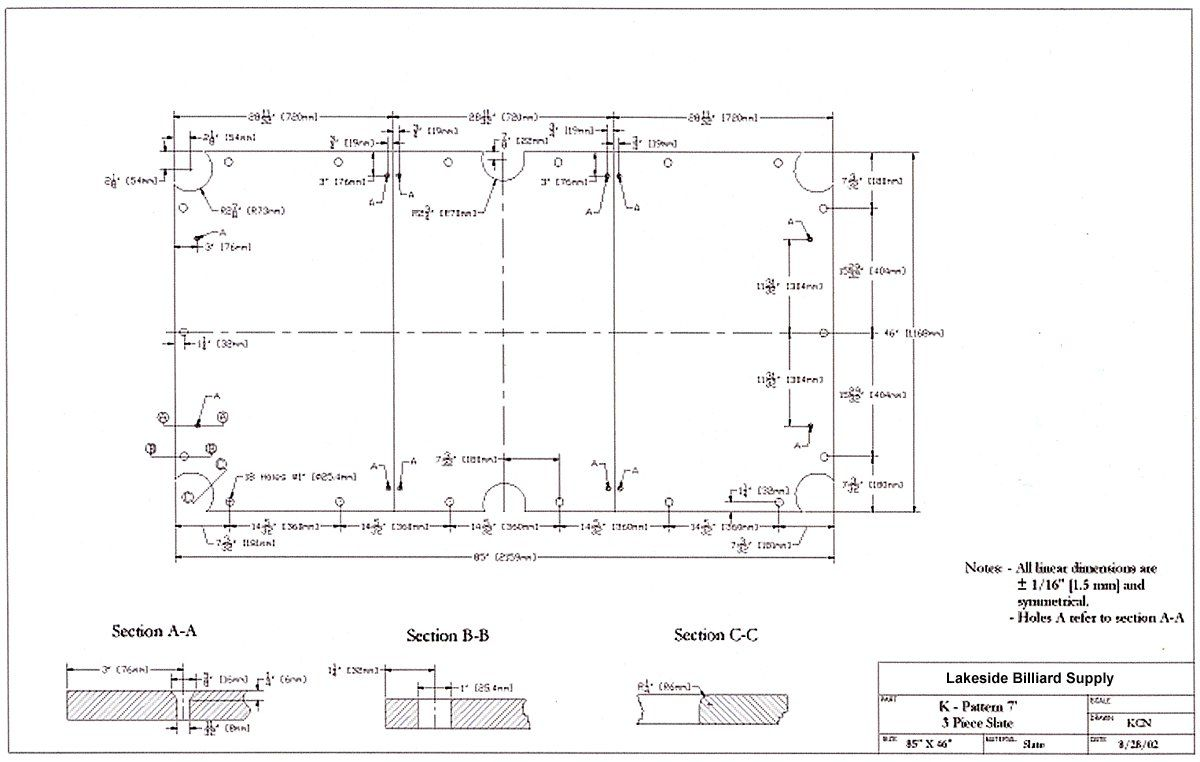 Official English Pool Table Dimensions Home Decor Bilhar Mesa