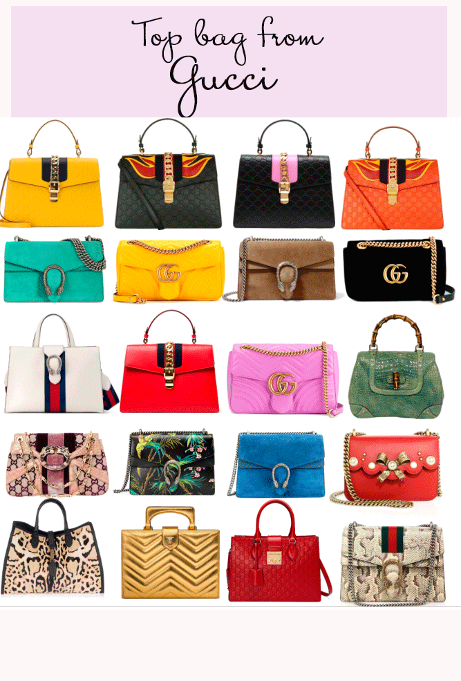 6c105ca10bc See detail photos for Gucci Fall Ready-to-Wear collection The most popular  bags in the world  gucci  handbag